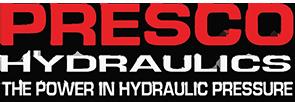 Presco Hydraulics Λογότυπο